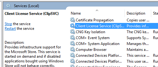 wsappx windows 10 отключить