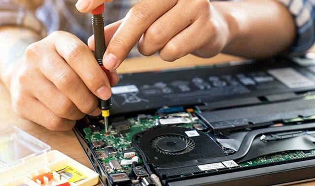 Самостоятельный ремонт ноутбука своими руками