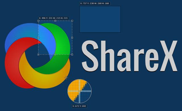 Автоматизация создания скриншотов в ShareX