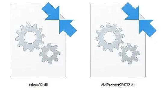 Пример сжатых файлов в файловой системе NTFS