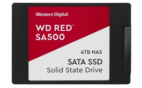 Твердотельный накопитель Western Digital WD Red SA500 NAS SSD