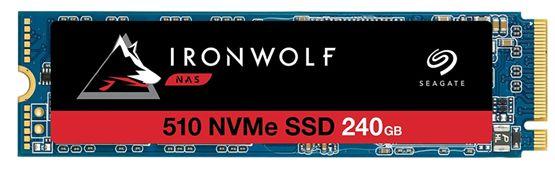 Твердотельный накопительных данных Seagate IronWolf 510 для использования в NAS