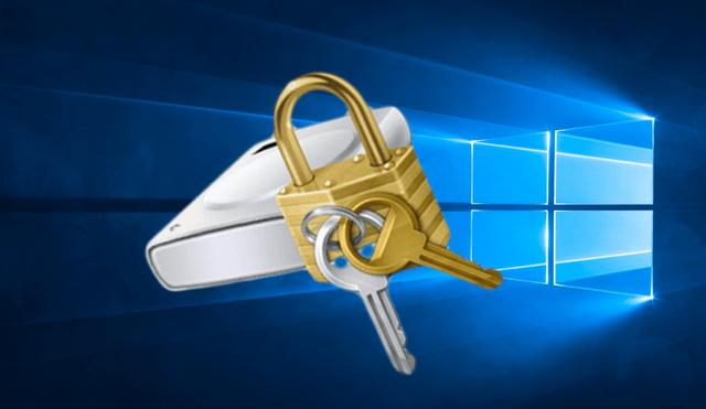 BitLocker шифрование в системе Windows 10