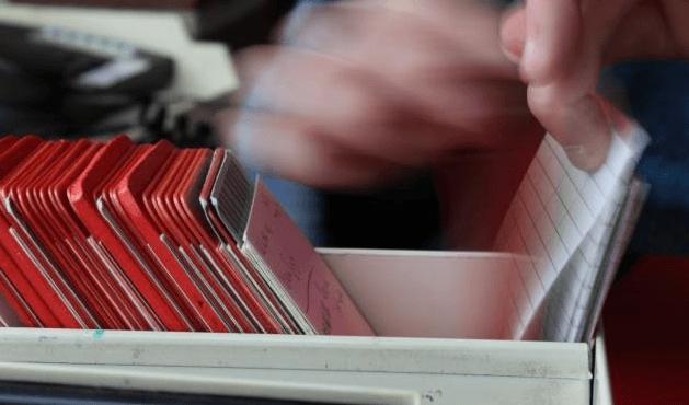 Храним файлы и информацию в системе индексов