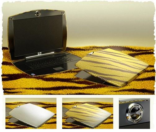 Ноутбук для девушки: HP Chameleon