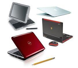 Разнообразные ноутбуки доступные любому пользователю