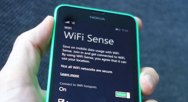 Использование функции Wi-Fi Sense в Windows 10 для быстрого доступа в сеть Интернет без пароля