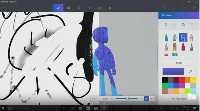 Креативные инструменты новой Windows 10