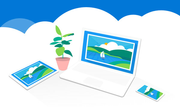 Резервное копирование фотографий в OneDrive со всех устройств