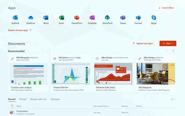 Обновления в приложения системы Windows 10 19H1