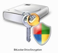 Символ средства шифрования файлов BitLocker Drive Encryption Windows