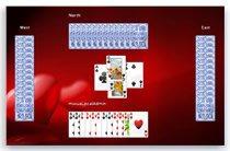 Карточная игра «Черви» в системе Windows