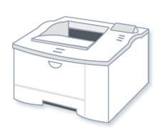 Образец лазерного принтера