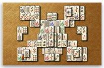 Игра «Mahjong Titans» в системе Windows