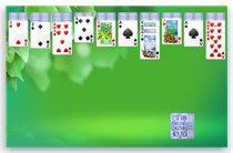 Карточная игра пасьянс «Паук» в системе Windows