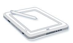 Типичный планшетный персональный компьютер