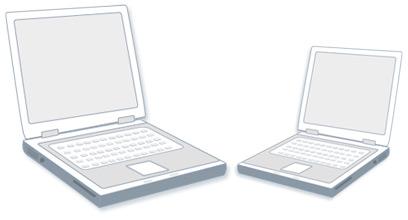 Портативный компьютер и нетбук
