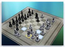 Chess Titans (Шахматы в Windows) в системе Windows