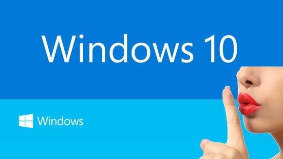 Система Windows 10 скрывает функции