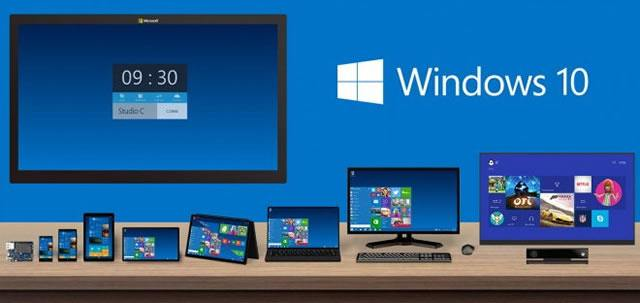 Электронные устройства, на которых можно использовать Windows 10