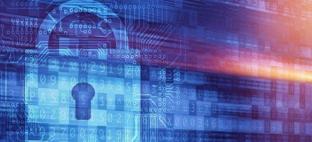 Абстрактный образ криптографической защиты информации
